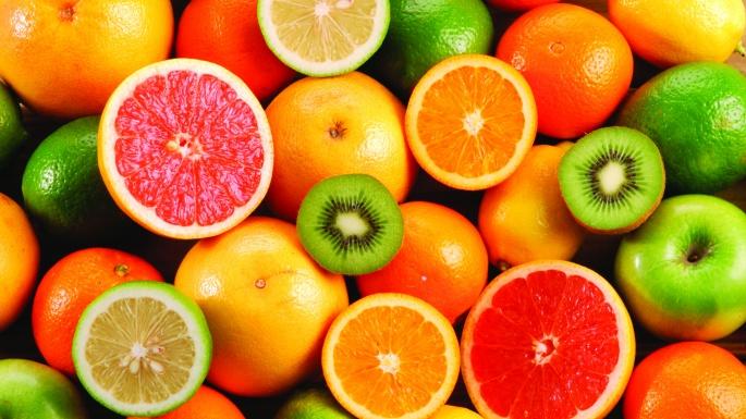Цитрусовые. Citrus (35 обоев)