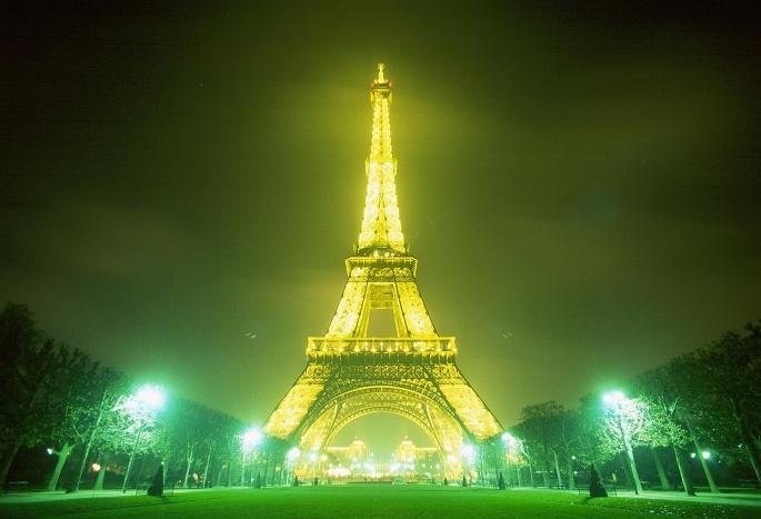 Эйфелева башня. Eiffel Tower (104 обоев)