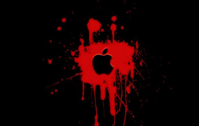 Яблочный бренд в обоях. Apple wallpapers (60 обоев)