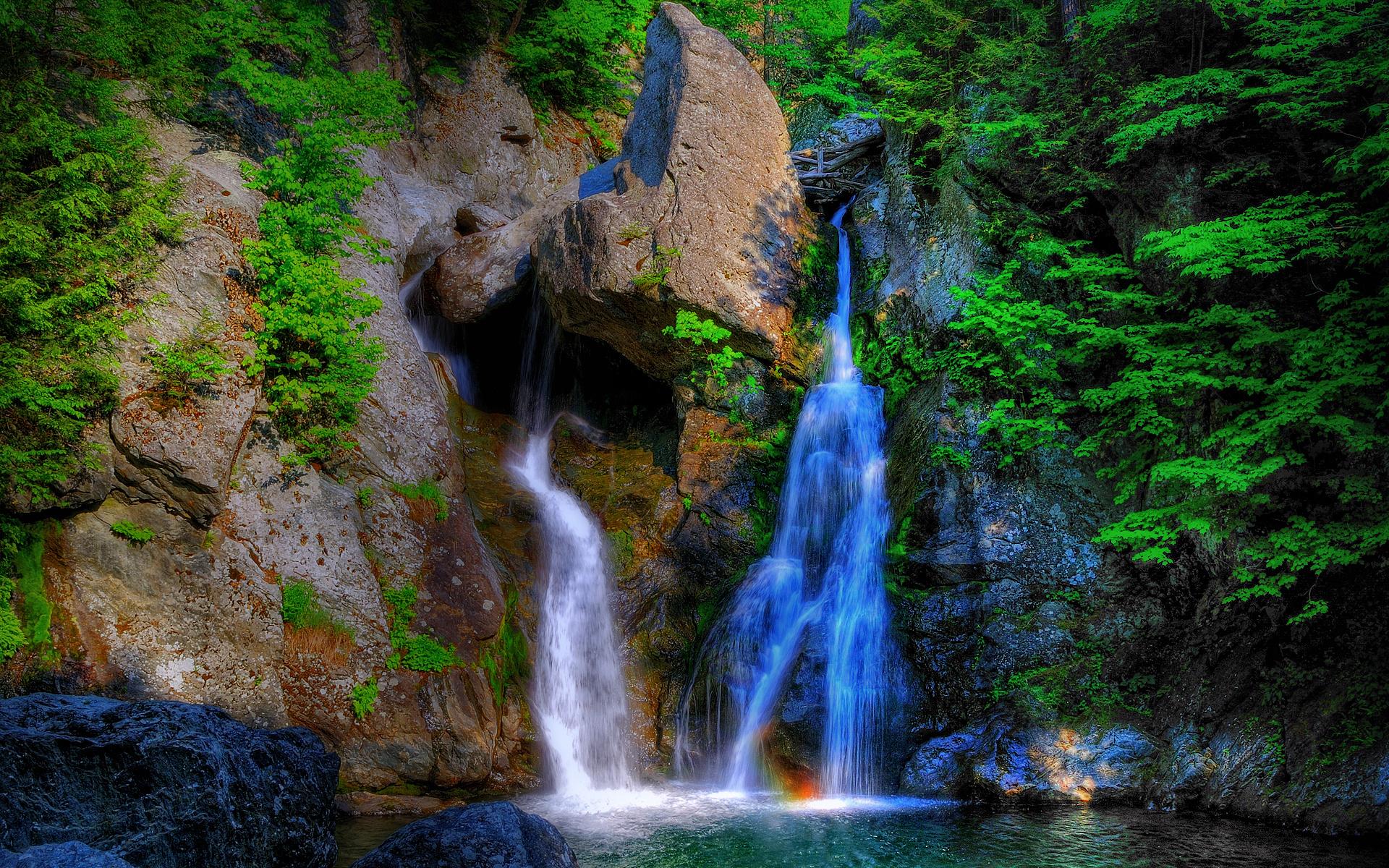 картинки живые водопады красивые на рабочий стол все первые успехи