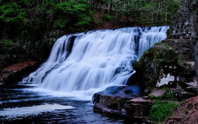 Водопады. Часть 2 (32 обоев)