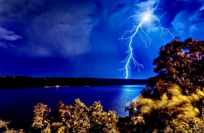 Гроза. Lightning (55 обоев)