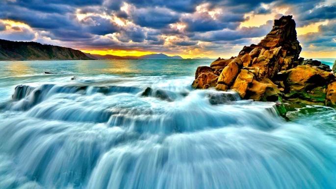 Красивые виды на воду. Часть 1 (89 обоев)