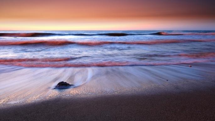 Красивый закат. Часть 2 (139 обоев)