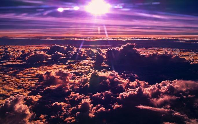 Облака. Cloud (60 обоев)