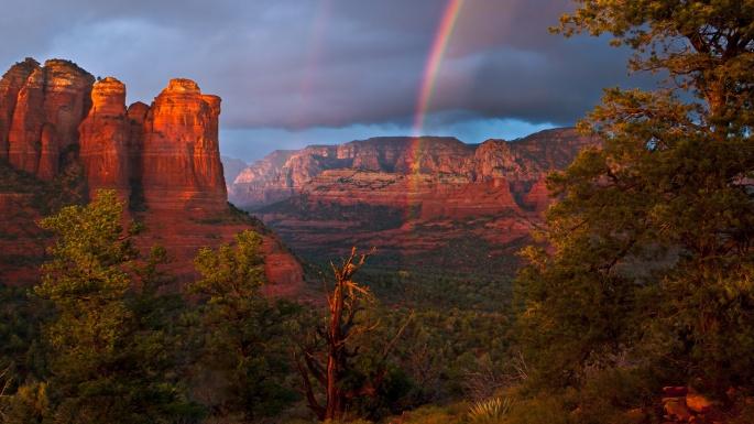 Радуга. Rainbow (60 обоев)