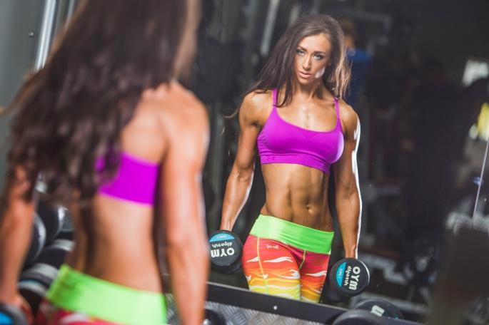 Спортивные девушки. Sport girls 3 (25 обоев)