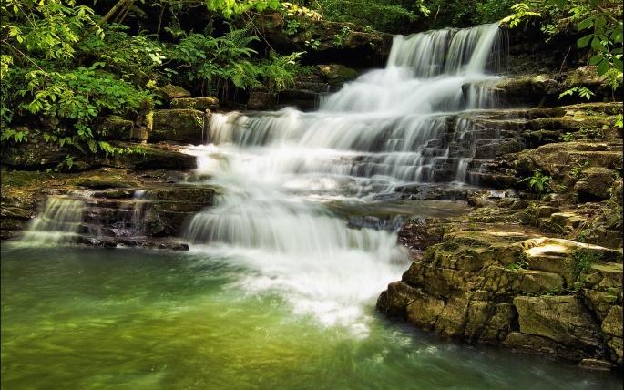 Водопады. Часть 3 (43 обоев)