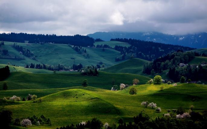 Живописный пейзаж (140 обоев)