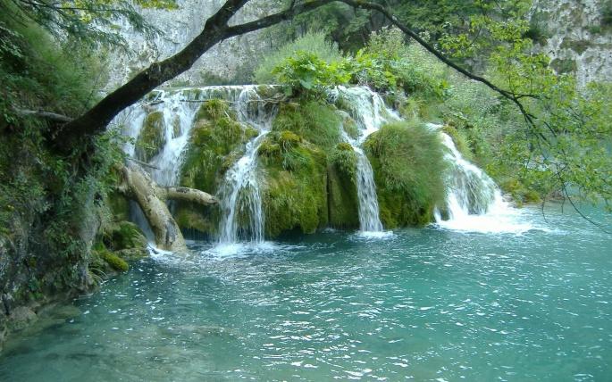 Красивые виды на воду. Часть 4 (48 обоев)