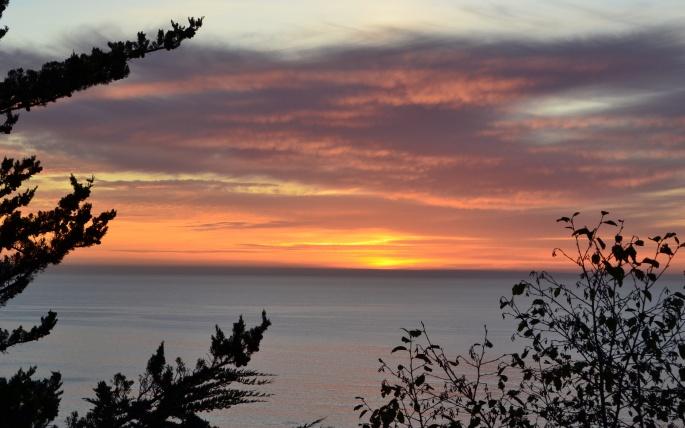 Красивый закат. Часть 3 (138 обоев)