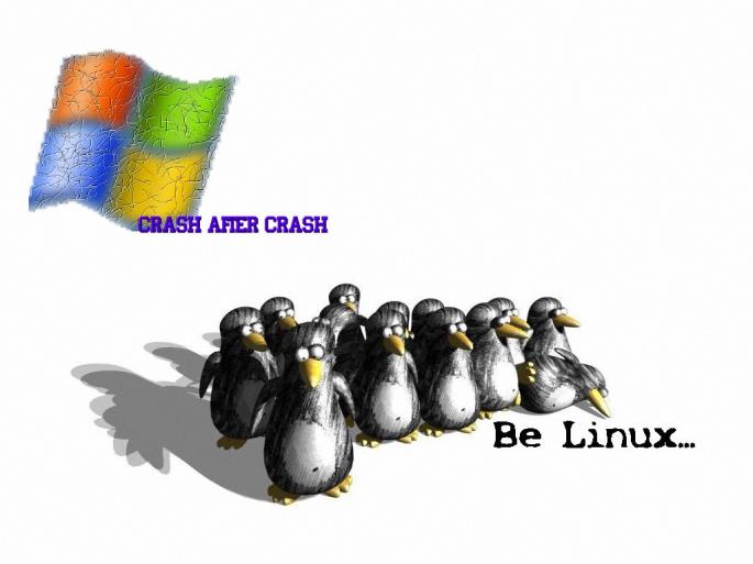 Linux (60 обоев)