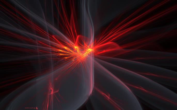 Абстрактный фрактал (60 обоев)