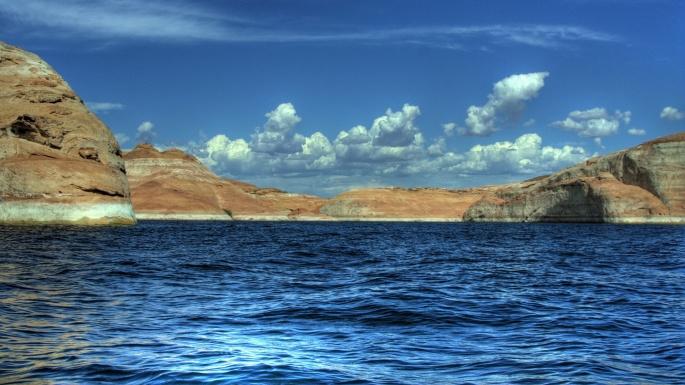Красивые виды на воду. Часть 5 (48 обоев)