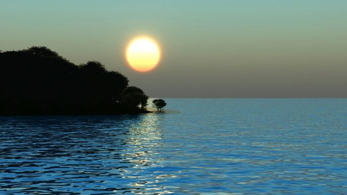Красивые виды на воду. Часть 7 (48 обоев)