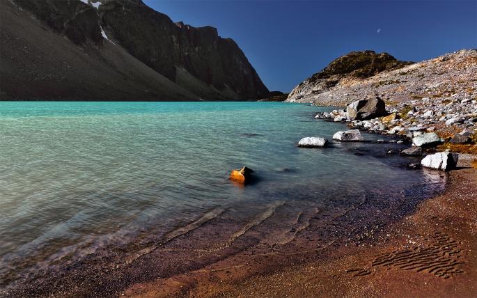Красивые виды на воду. Часть 8 (48 обоев)