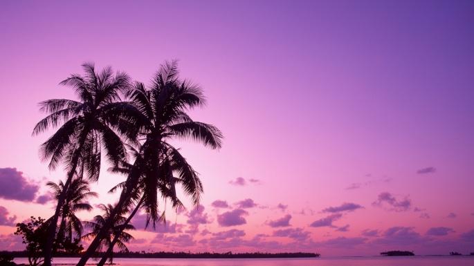 Красивый закат. Часть 6 (139 обоев)