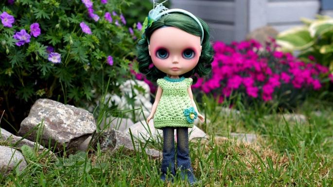 Куклы (100 обоев)