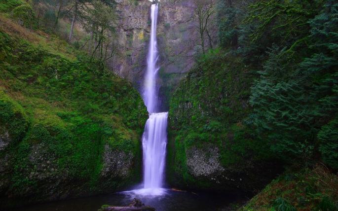 Водопады. Часть 6 (38 обоев)