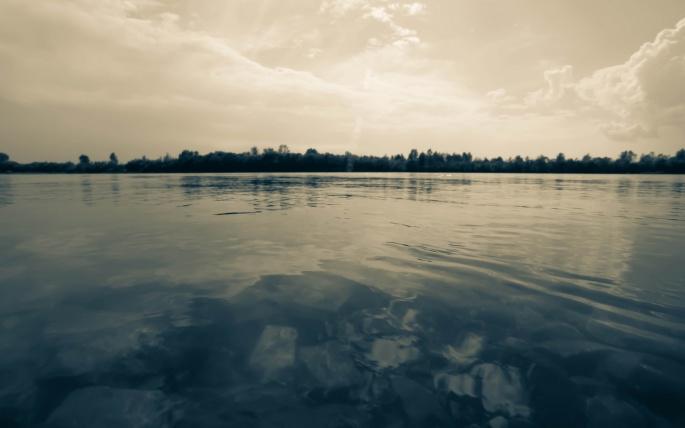 Красивые виды на воду. Часть 10 (48 обоев)