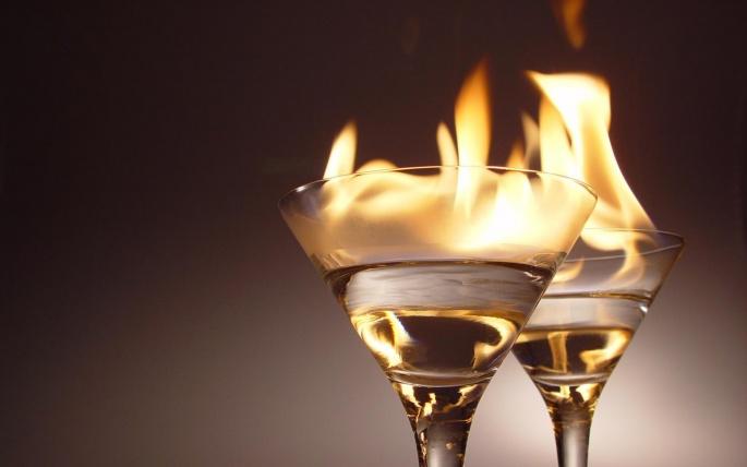 Огонь (60 обоев)