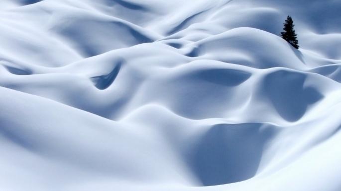 Сказочная зима (101 обоев)