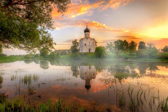 Церковь (81 обоев)
