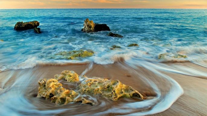 Красивые виды на воду. Часть 11 (195 обоев)