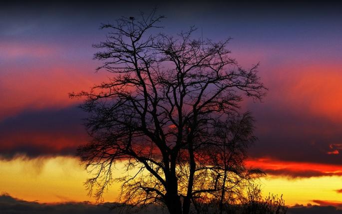 Красивый закат. Часть 8 (138 обоев)