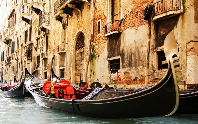 Лодки (60 обоев)
