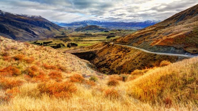 Осень в горах (50 обоев)