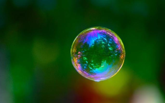 Пузыри (60 обоев)