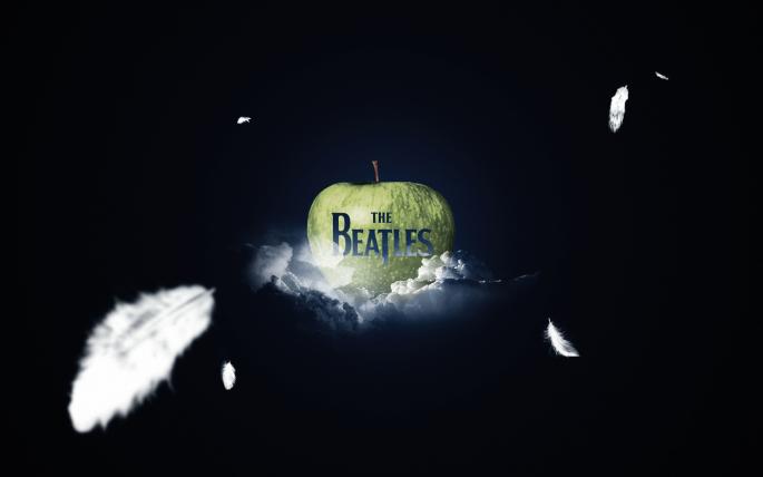 Рок группа The Beatles (60 обоев)