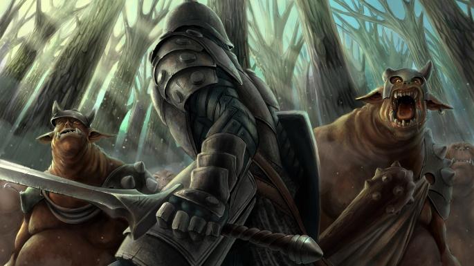 Средневековье (50 обоев)