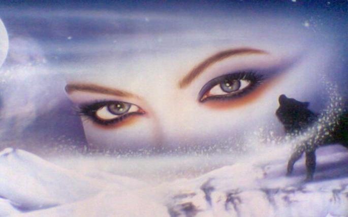 Глаза (37 обоев)