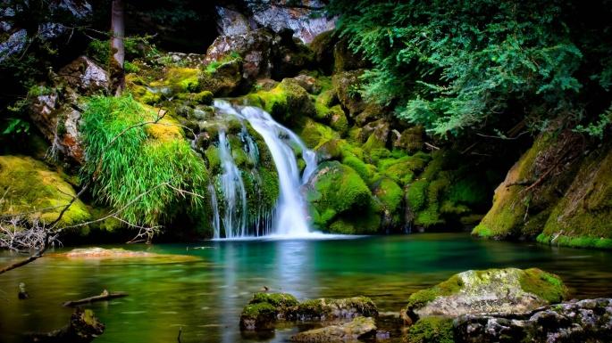 Красивые виды на воду. Часть 17 (101 обоев)