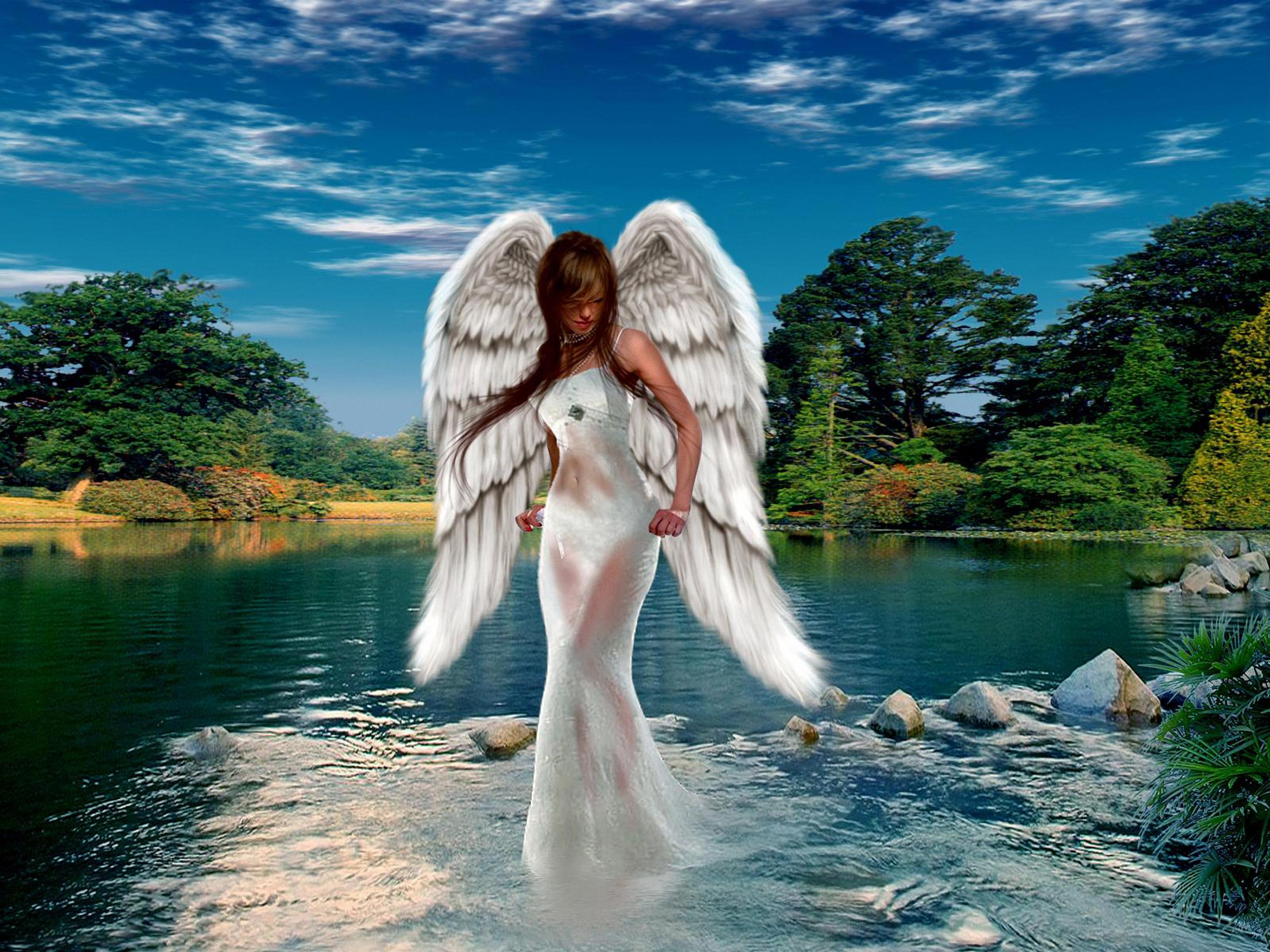 Красивые картинки на аву ангела