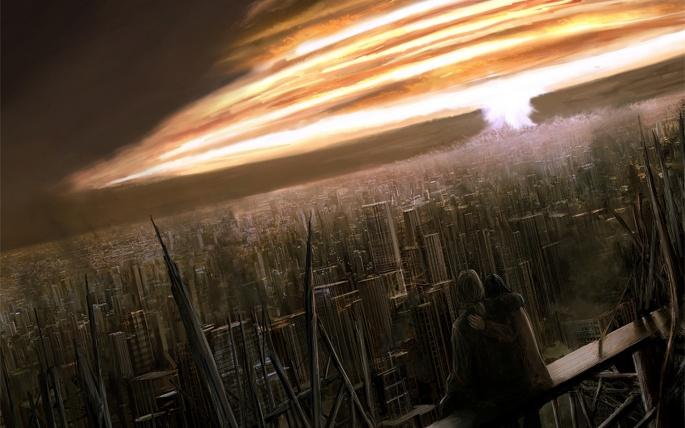 Апокалипсис. Apocalyptic (69 обоев)