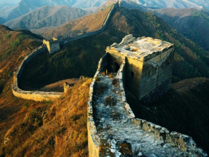 Большая китайская стена. Great Wall Of China (37 обоев)