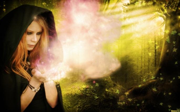 Ведьмы. Witch (69 обоев)
