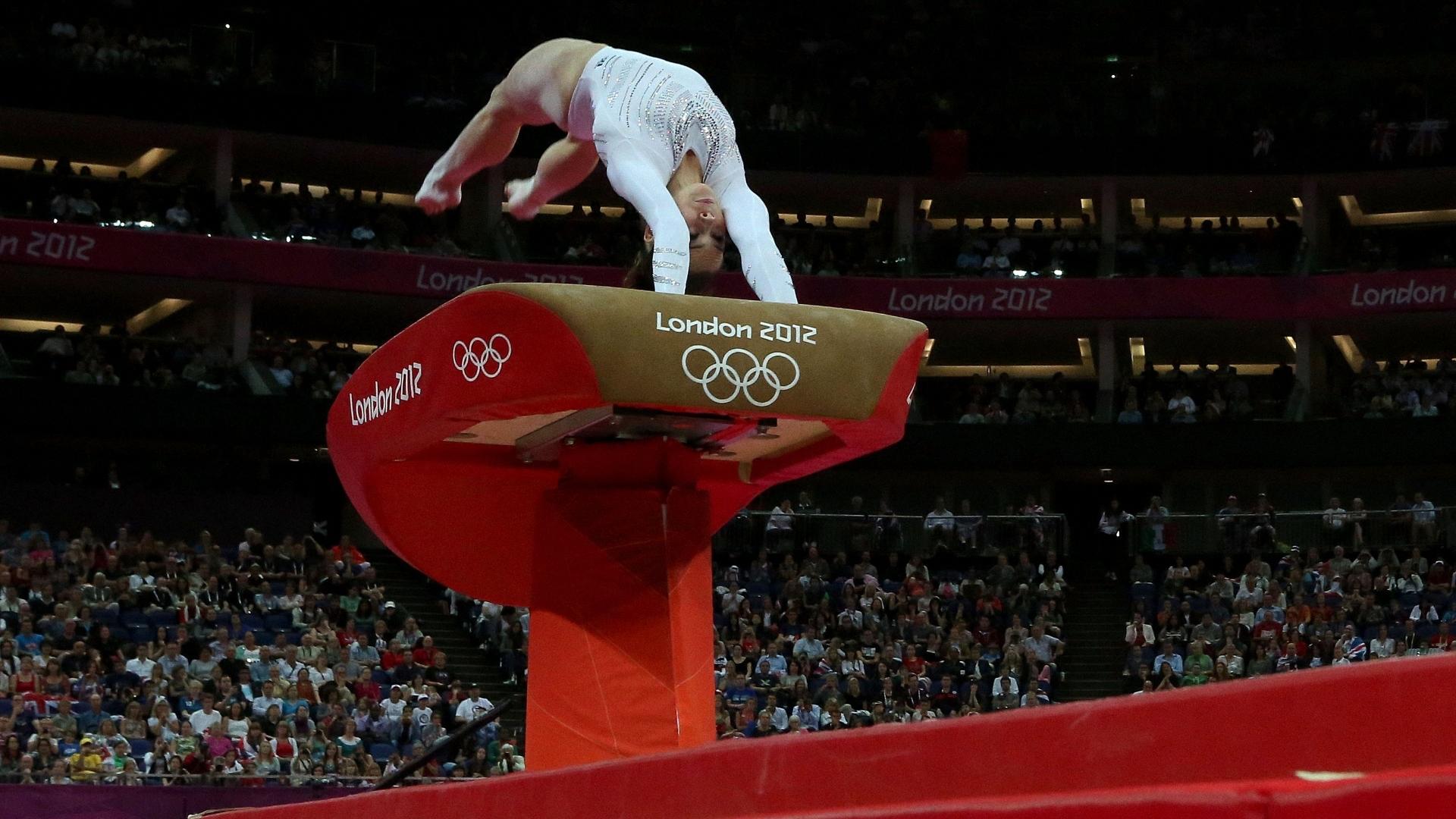 descriptive essays on gymnastics