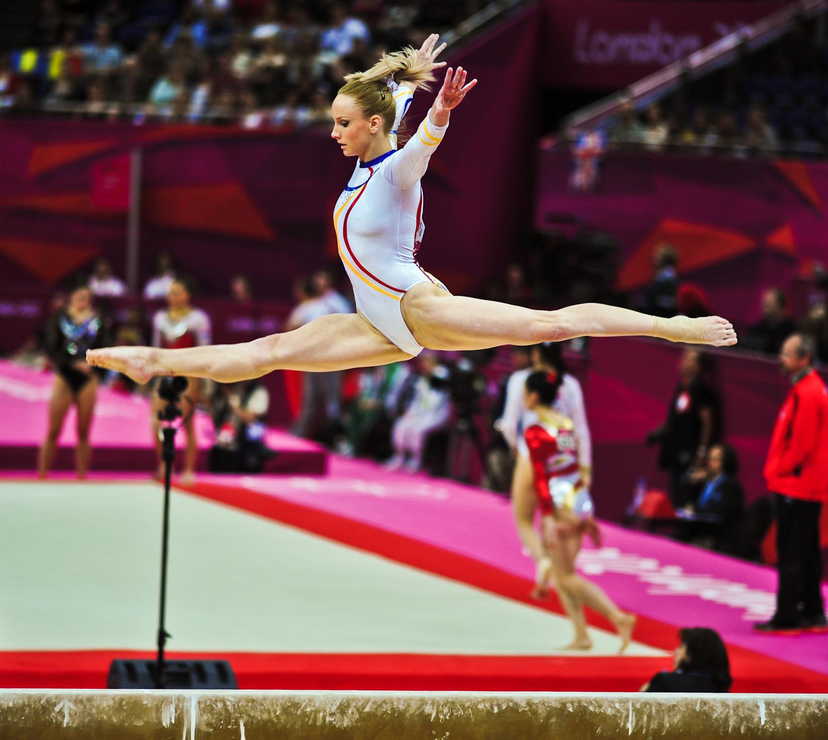 спортивная гимнастика фотографии вместо