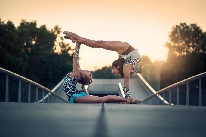 Гимнастика. Gymnastics (37 обоев)