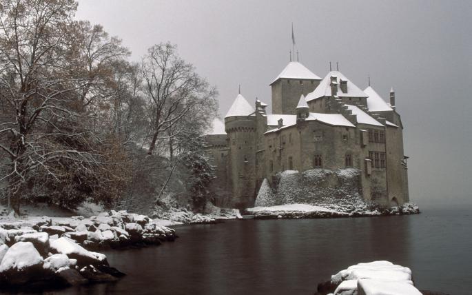 Замки. Castle (126 обоев)
