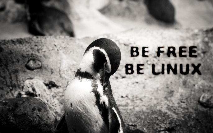Линукс. Linux (69 обоев)