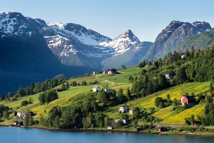 Норвегия. Norway (119 обоев)