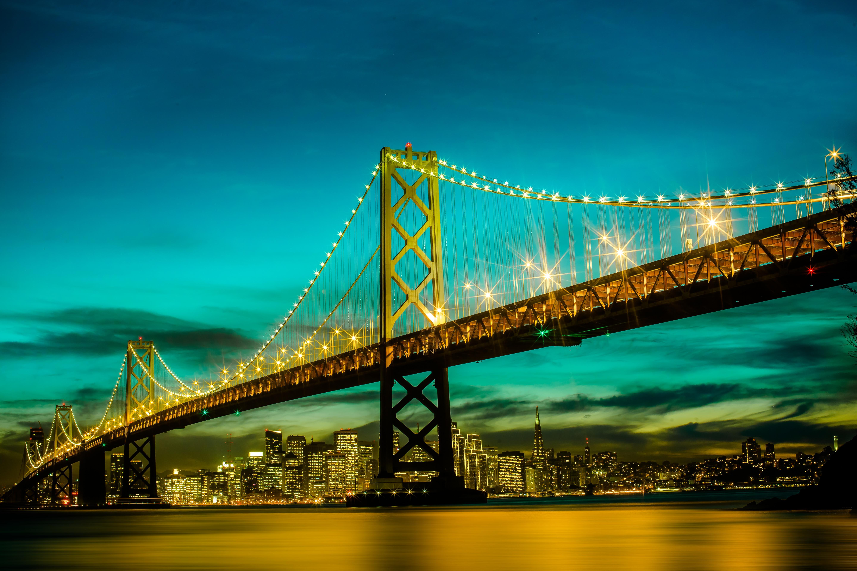 красивые мосты обои на рабочий стол № 183202 бесплатно