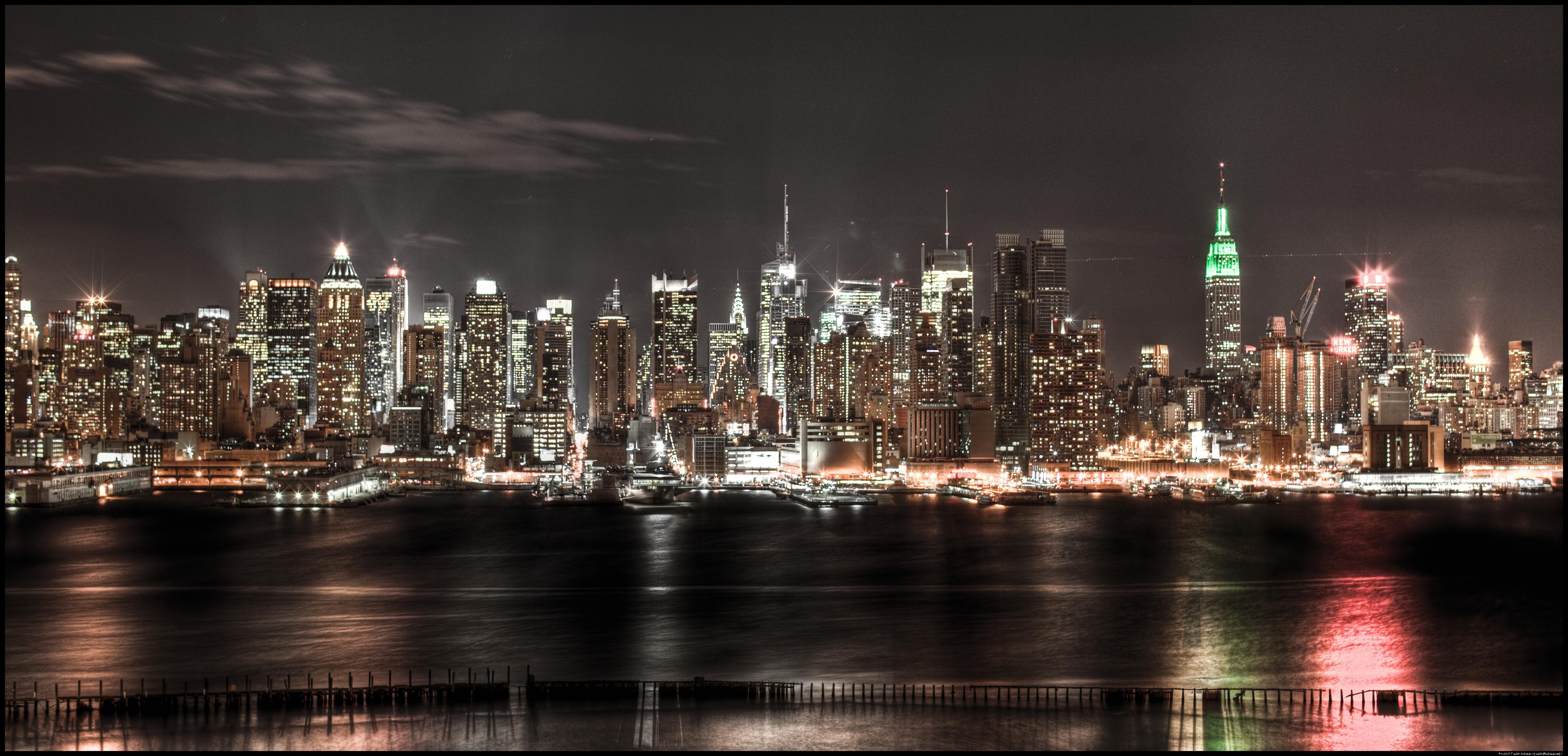 Обои new york, Корабли. Города foto 14