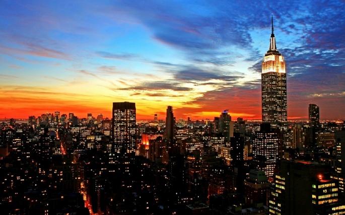 Нью-Йорк. New York (69 обоев)