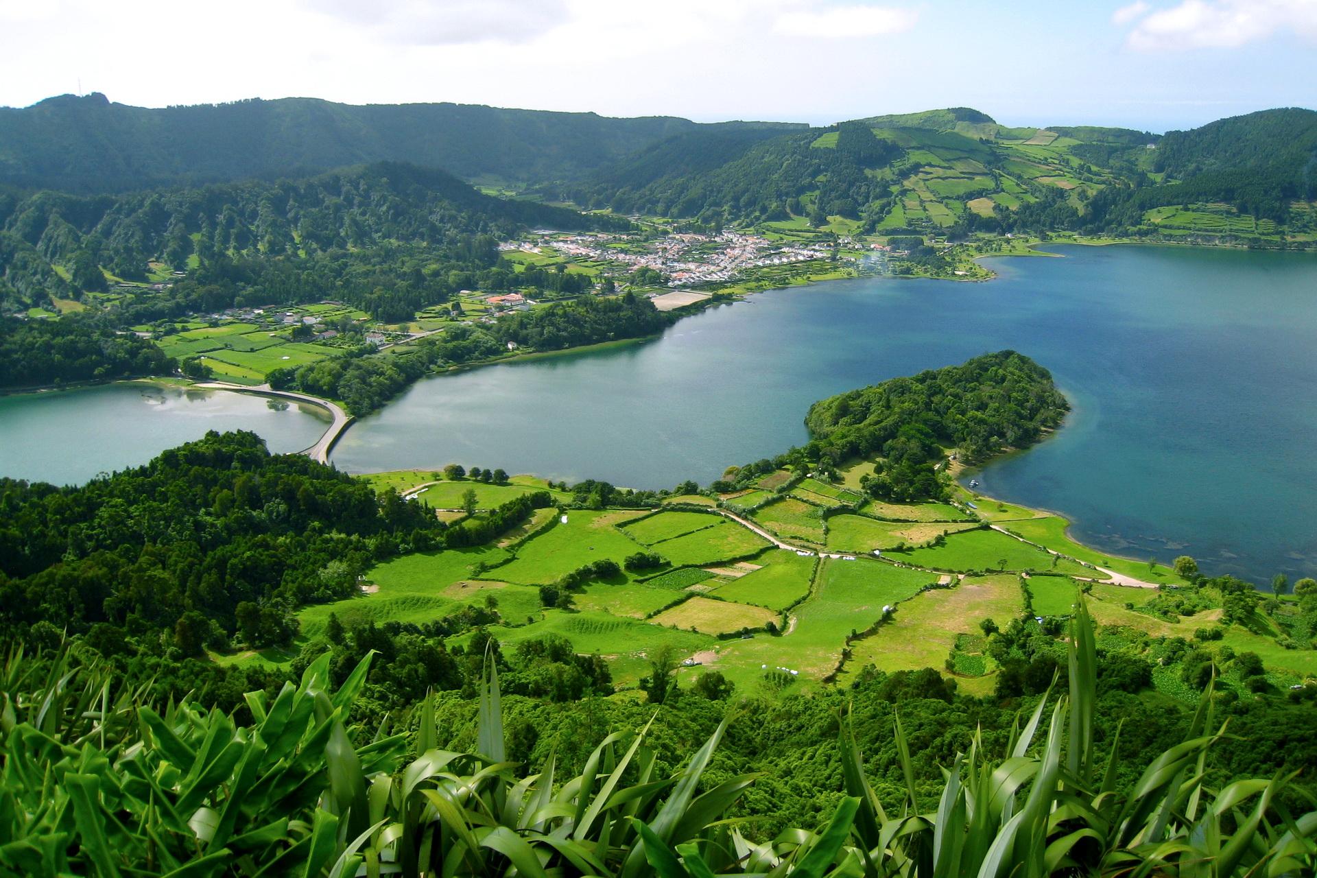 Азорские острова обои на рабочий стол